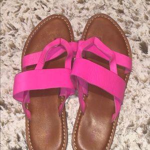 GAP sandals- size 6